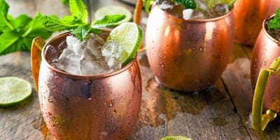 Moscow Mule Drink Party