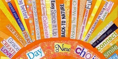 """2nd Annual Vision Board Workshop: \""""New Year, New You!\"""""""