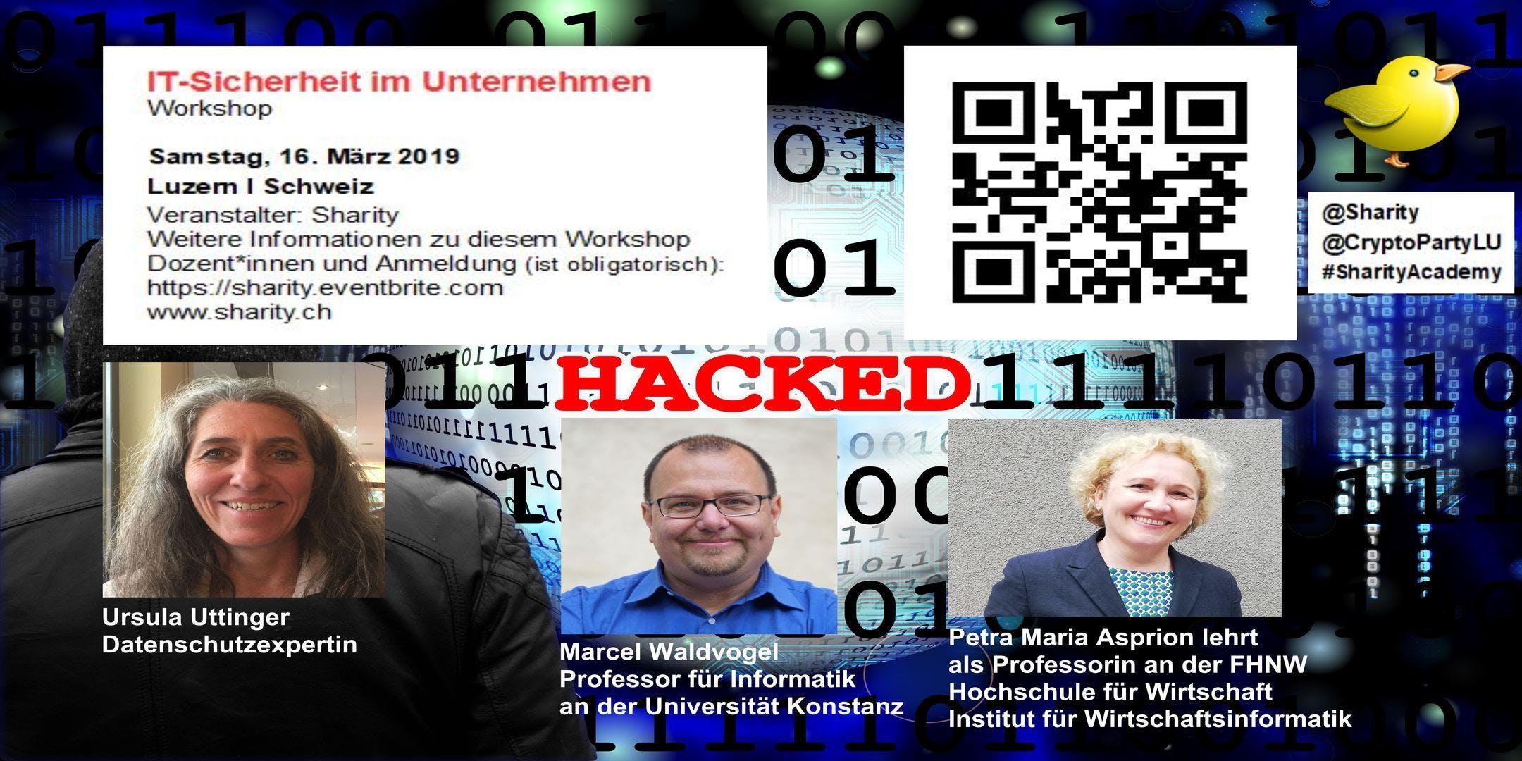 IT-Sicherheit im Unternehmen I Workshop