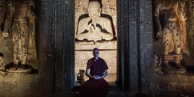Méditation | Apprendre à Méditer | STRASBOURG | Conférence Moine Bouddhiste du Canada