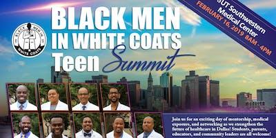Black Men In White Coats Teen Summit