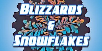 Blizzards & Snowflakes Artist Reception and Art Sale