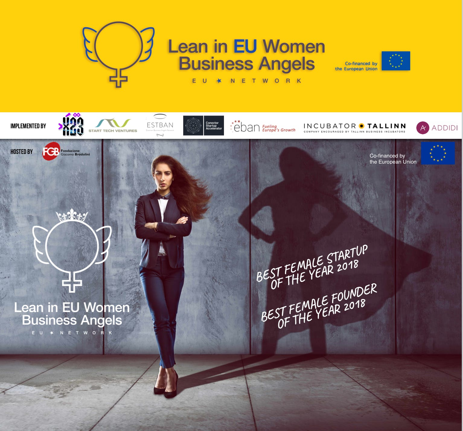 The Lean EU Women Entrepreneurs of the Year A