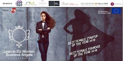 The Lean EU Women Entrepreneurs of the Year Awards - 2018 Edition