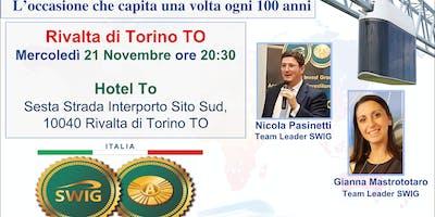L'occasione che capita una volta ogni 100 anni a Rivalta di Torino TO