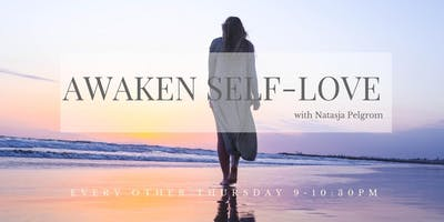 """""""Awaken Self-Love""""  Easy steps and practices for a more fulling life."""