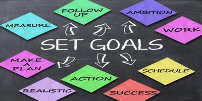 Sip and Set: A Goal Setting Session