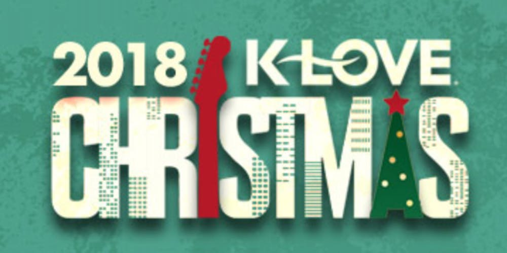 KLOVE Christmas Tour - Oceanside, CA Tickets, Wed, Dec 12, 2018 at 5 ...