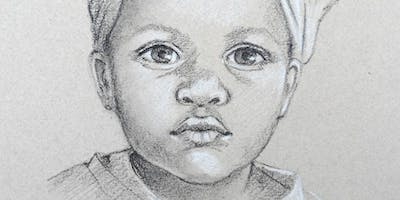 Intro to Portrait Drawing/Painting, 6 wks; Tues. 02/12/19-03/19/19 4pm-6pm