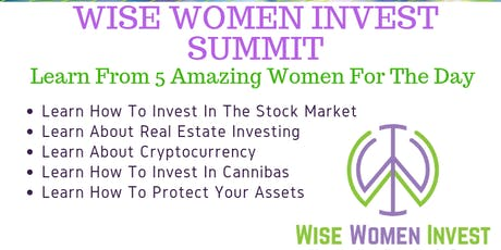 Wise Women Invest Summit tickets