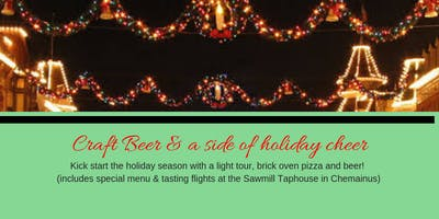 Craft Beer & a side of holiday cheer