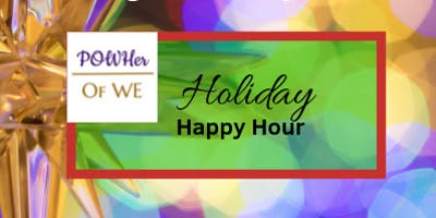 POWHer Holiday Happy Hour & Food Drive