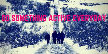 December Do Something Active Everyday Challenge! tickets