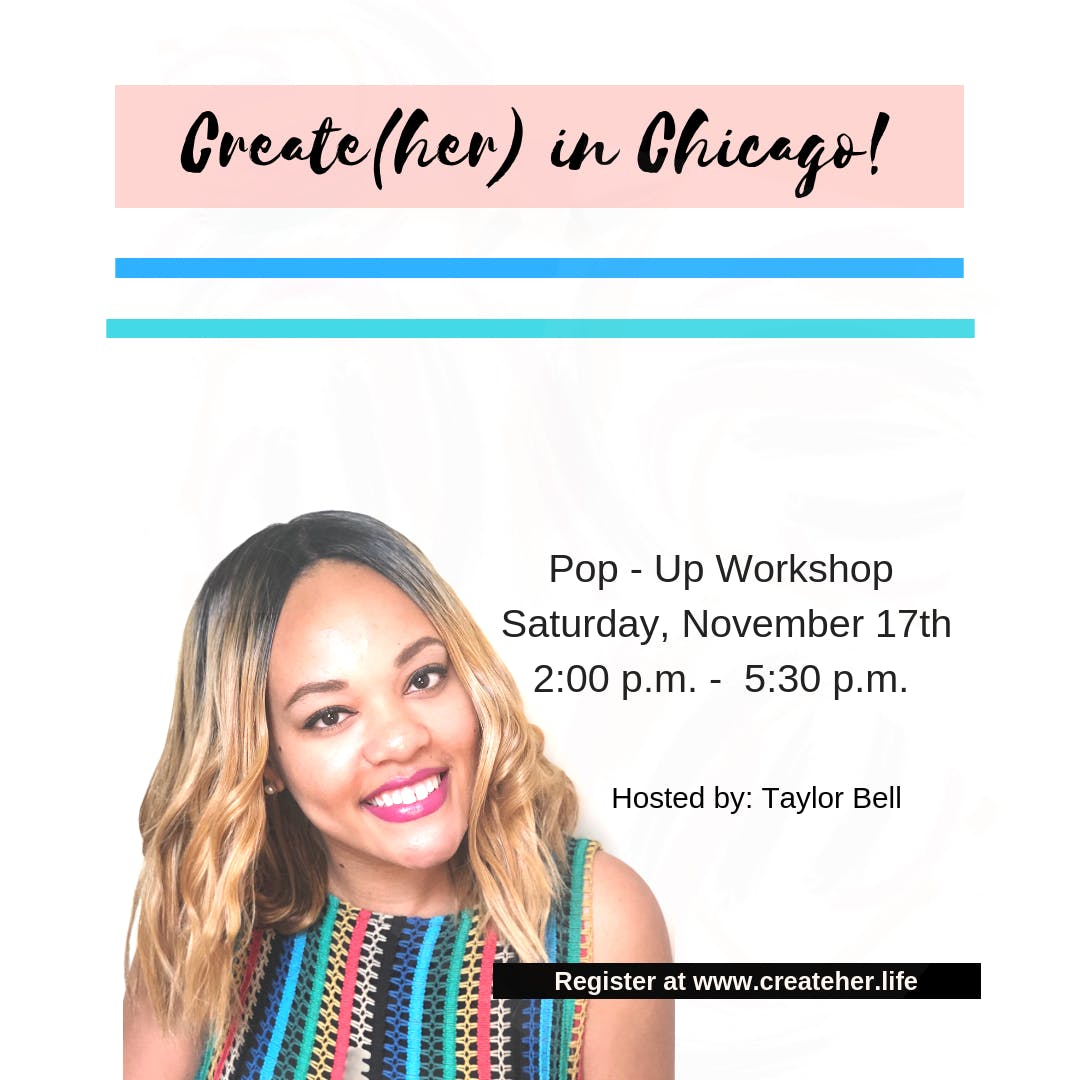 Create(her) in Chicago Pop-Up Event