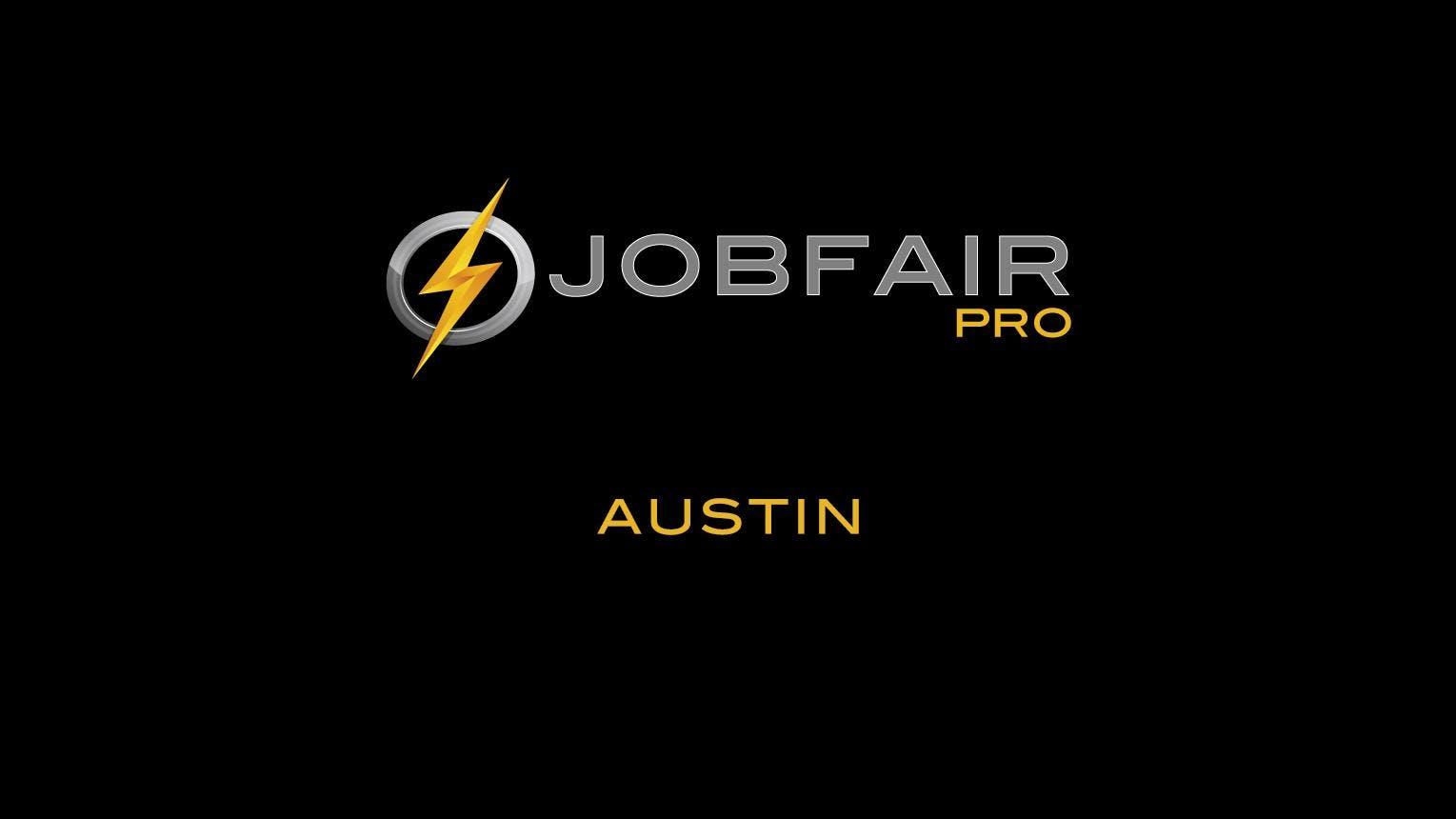 Austin Job Fair Get Hired In Austin Texas 10 Jan 2019