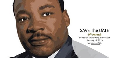 9th Annual Dr. Martin Luther King Breakfast - Vancouver