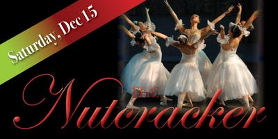 2018 Nutcracker GENERAL ADMISSION TICKETS - SAT DEC 15 - 2PM