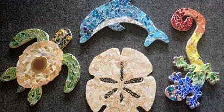 Glass Mosaic Workshop tickets