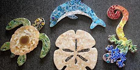 Half Day Glass Mosaic Workshop tickets