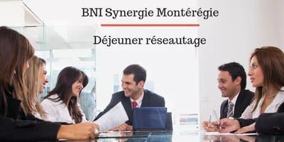 BNI Synergie Montérégie   Déjeuner réseautage 7@9