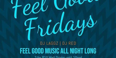 Feel Good Fridays at Skinny's Lounge Free Guestlist - 1/18/2019