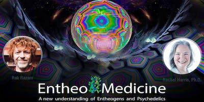 EntheoMedicine Live: RAK RAZAM   RACHEL HARRIS, Ph.D.