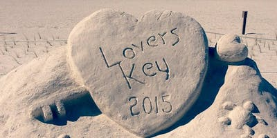 Valentines Day Vow Renewal at Lovers Key 10am-12pm