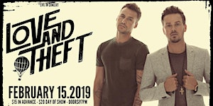 Love and Theft at The Bluestone