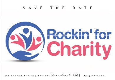 Rockin' for Charity's 5th Annual Holiday Bazaar
