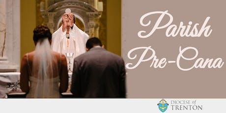 Parish Pre-Cana: St. Mary Barnegat (Fall 2019) tickets