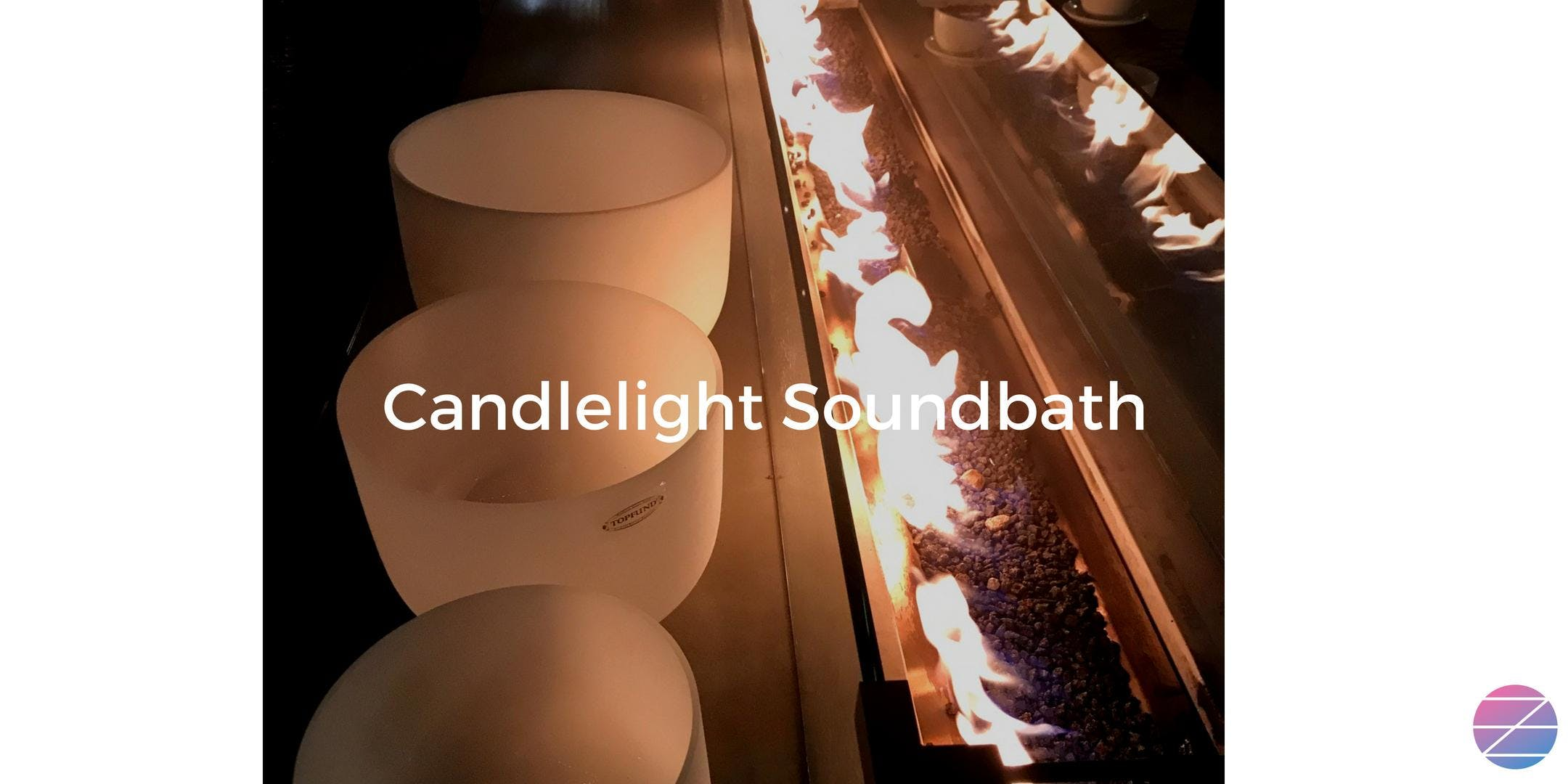Candlelight SoundBath @ Zenfinite Meditation