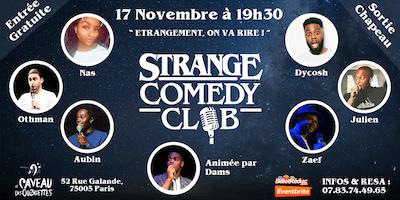 Strange Comedy Club - Stand up #27