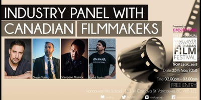 Industry Panel With Canadian Filmmakers