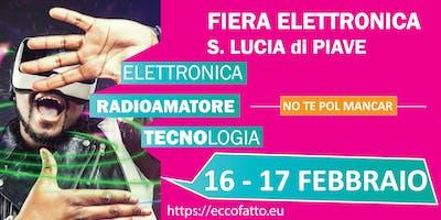 FIERA ELETTRONICA RADIOAMATORE & TECNOLOGIA