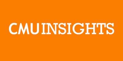 CMU Insights Seminar: The Music Rights Sector
