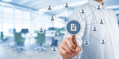 SharePoint (opzet en gebruik van een intranet en document management systeem)