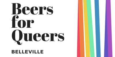 Beers for Queers Belleville - Friday Nov. 16 after 8 pm at Beaufort Pub
