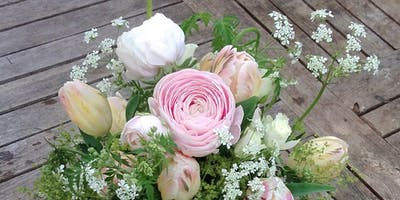 Spring Flower Posy Workshop