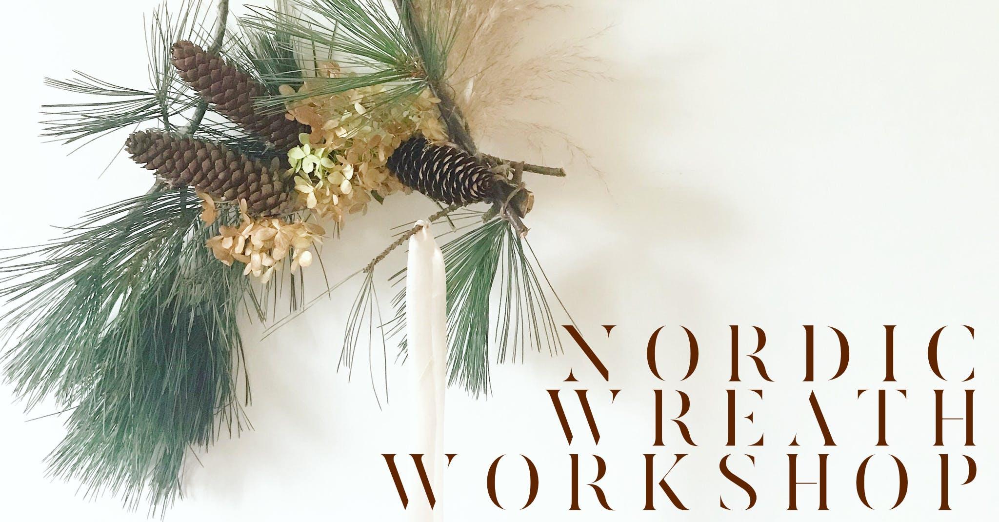 Nordic Wreath Workshop