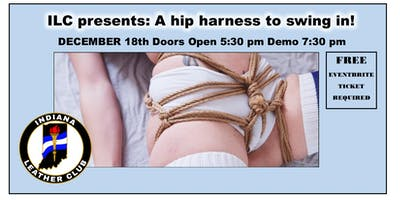 ILC Presents: A hip harness to swing in!