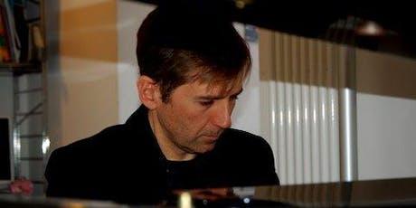 SALVATORE GIANNELLA piano recital biglietti