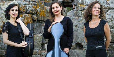 Nuovo Parsifal Piano Trio biglietti