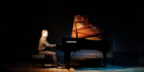 LUCA MENNELLA piano recital biglietti
