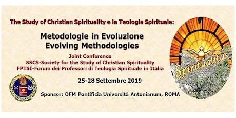 Spirituality Conferenza Teologia Spirituale biglietti