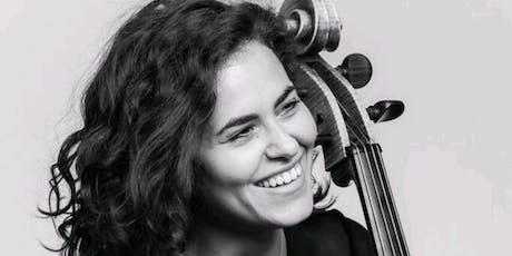 J.S. Bach: Cello Suites I/II biglietti