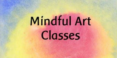 Mindful Art - ages 10 -14