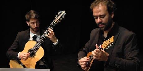 PALLADINO & DI IENNO mandolin and guitar duo biglietti