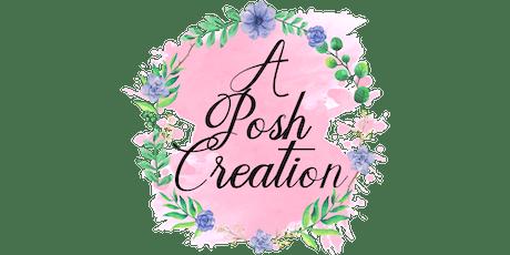 A Posh Creation's Wreath Workshop tickets