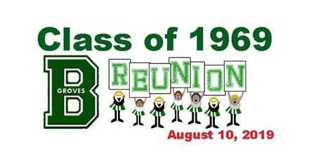 Groves High School Class of 1969 Reunion tickets