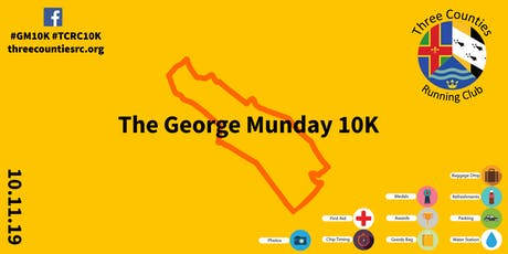 The George Munday 10K tickets